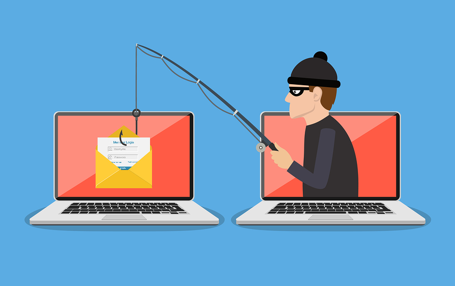 tipologie di attacco phishing